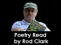 Poetry by Rod Clark