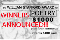 William Stafford Award